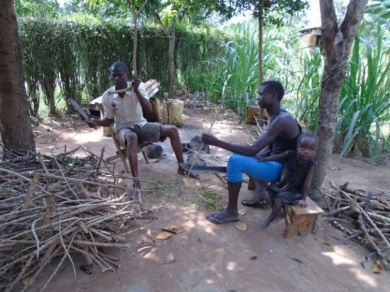 Vocational training for youth SAO uganda2